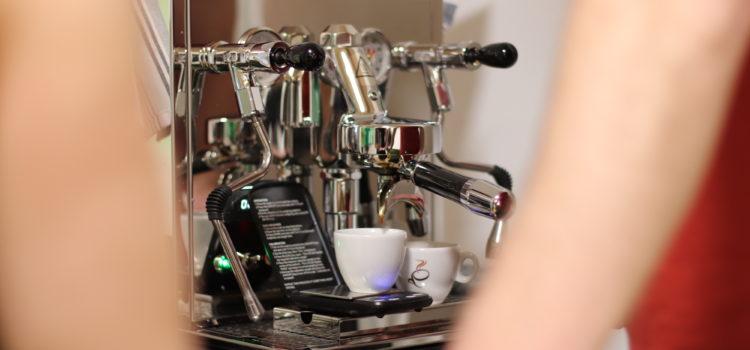Erst Therapie, dann bester Kaffee
