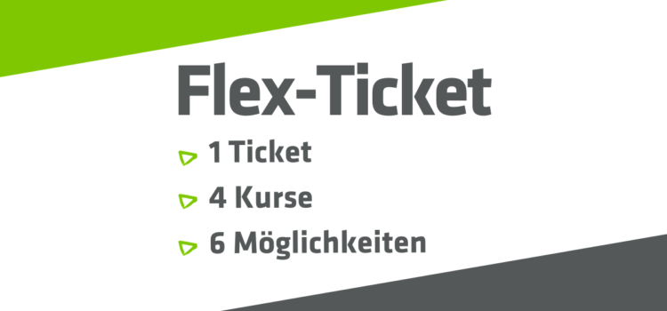 phyvoFIT Flex-Ticket