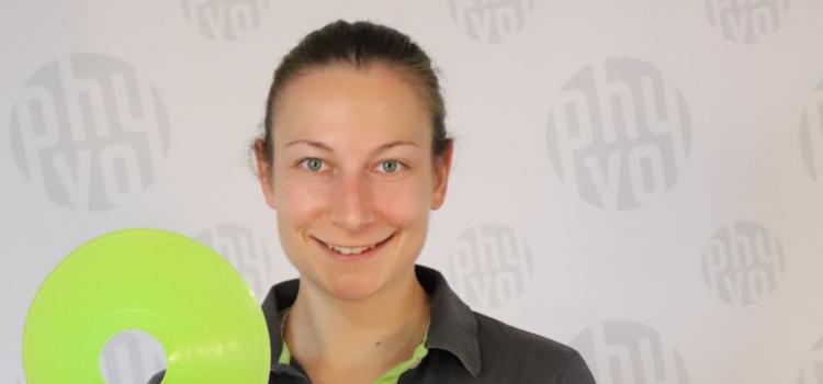 Neuroathletik-Trainerin Patricia Horner