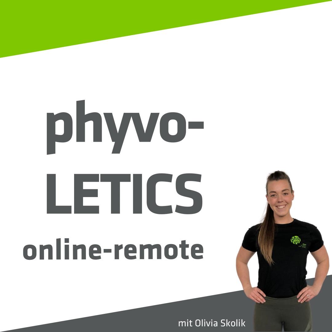 phyvoLETICS remote